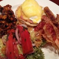 Photo taken at Bloor Street Diner by David W. on 4/7/2013