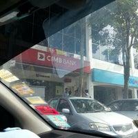 Photo taken at CIMB Bank by Marwan M. on 1/15/2013