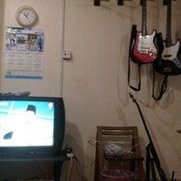 Photo taken at Amp jam studio by Epong P. on 2/14/2013