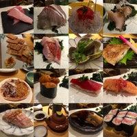 Photo taken at Sushi Shin 鮨辰日本料理 by Eva Amaya C. on 12/27/2015