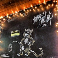 Photo taken at Balls the Cat's Moonshine Kitchen & Lounge by Ace C. on 7/21/2013