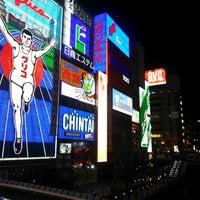 Photo taken at Shinsaibashi by サンチェコ on 3/23/2013