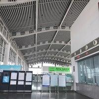 Photo taken at 苏州园区火车站 | Suzhou Industrial Park Railway Stn. by Mur on 11/18/2016