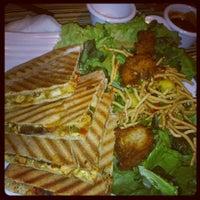 Photo taken at Super Salads by Junior G. on 2/18/2013