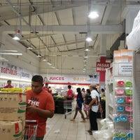 Photo taken at Pasaraya HERO (Hypermarket) by Radzi Y. on 7/30/2016