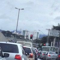Photo taken at Avenida Cristiano Machado by Alex J. on 2/6/2013