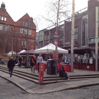 Photo taken at Temple Bar Square by Ivan M. on 4/7/2013