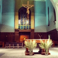 Photo taken at St Mary's Cathedral by C-myle R. on 3/25/2013