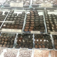 Photo taken at Knoke's Chocolates and Nuts by Jarita B. on 8/3/2013