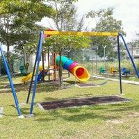 Photo taken at Playground belimbing Indah by Zaini Z. on 3/28/2013