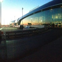 Photo taken at Domodedovo International Airport (DME) by Алексей Г. on 4/29/2013
