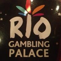 Photo taken at Rio Gambling Palace by Vladimir S. on 2/14/2013