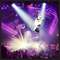 Photo taken at Mansion Nightclub by Marco Z. on 2/21/2013