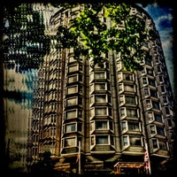 Photo taken at The Park Tower Knightsbridge by JuanitObOy on 5/25/2013