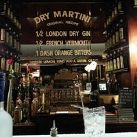 Photo taken at Dry Martini by Gio B. on 2/28/2013