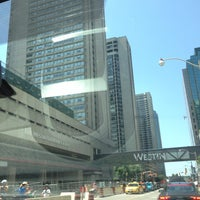 Photo taken at The Westin Harbour Castle by Carol G. on 7/20/2013