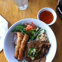 Photo taken at Blossom Vietnamese by Africa H. on 6/22/2013