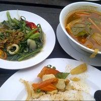 Photo taken at Old Village Restaurant @ Homestay by Shasha D. on 2/20/2013