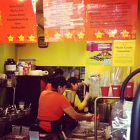 Photo taken at Small Peace Soup & Smoothie by Katrina M. on 5/7/2013