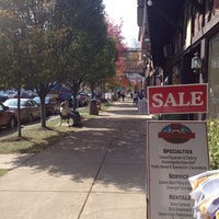 Photo taken at Downtown Ellicottville by Patrick S. on 10/13/2014