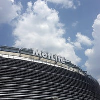 Photo taken at MetLife Stadium by Dominick-Daniel B. on 7/17/2013