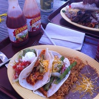 Photo taken at Rancho del Zocalo Restaurante by Ambi S. on 4/4/2013