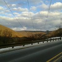 Photo taken at Kinzua Dam by Todd S. on 1/17/2014