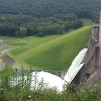 Photo taken at Kinzua Dam by Todd S. on 7/18/2015