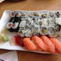 Photo taken at Ai Sushi by Eda Ş. on 7/21/2013