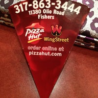 Photo taken at Pizza Hut by Kate @. on 6/21/2013