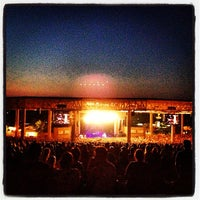 Photo taken at Klipsch Music Center by Kate @. on 7/20/2013