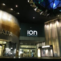 Photo taken at ION Orchard by Oscarr Y. on 5/13/2013