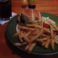 Photo taken at Applebee's by Hayley S. on 10/26/2013