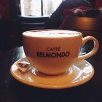 Photo taken at Caffè Belmondo by H. W. on 1/17/2015