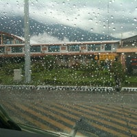 Photo taken at Sentani International Airport (DJJ) by Juanda I. on 6/1/2013