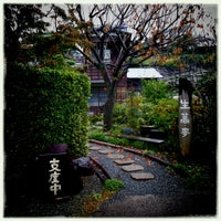 Photo taken at 手打そば くりはら by Hidemaro I. on 11/4/2013