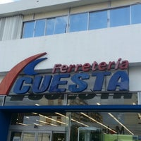 Photo taken at Ferretería Cuesta by Ricky S. on 8/17/2013