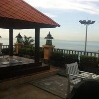 Photo taken at Sea Side Jomtien Beach Hotel by Павел С. on 11/10/2013