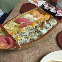 Photo taken at Kaori Sushi Express by Beg on 9/28/2015