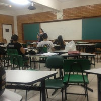 Photo taken at Faculdade Cathedral by Marilia Mota A. on 4/3/2013