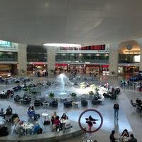 Photo taken at Ben Gurion International Airport (TLV) by Ирина В. on 3/9/2013