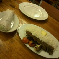 Photo taken at World Class Persian Kebab by Jm B. on 10/19/2013