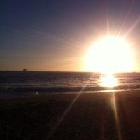 Photo taken at El Porto Beach by Francisco G. on 6/21/2013