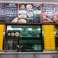 Photo taken at Tacos El Unico by Francisco G. on 4/19/2013