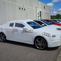 Photo taken at Audi Canada by Jo F. on 1/13/2015
