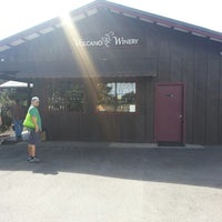 Photo taken at Volcano Winery by Casey B. on 6/16/2014