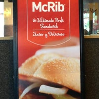 Photo taken at McDonalds by Win K. on 12/23/2012