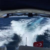 Photo taken at Arka Deniz by Izi S. on 7/25/2016