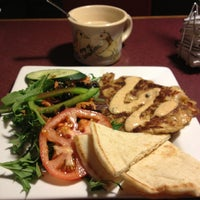 Photo taken at Ambition Coffee & Eatery, Inc by Carrie S. on 3/9/2013