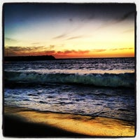 Photo taken at Cottesloe Beach by Michael M. on 2/25/2013